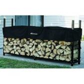 Woodhaven 8-feet Firewood Rack Review