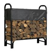 ShelterLogic Backyard Storage Series Covered Firewood Rack Review