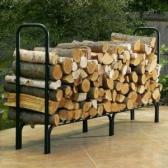 Steel Wood Storage Racks
